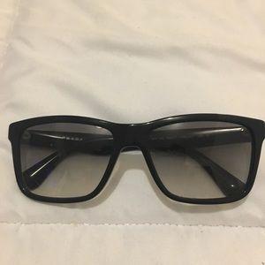 Men's Black Prada sunglasses - worn once